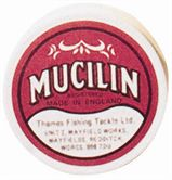 Mucilin Line Grease (Red Container)